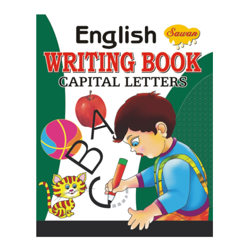 english letter writing book