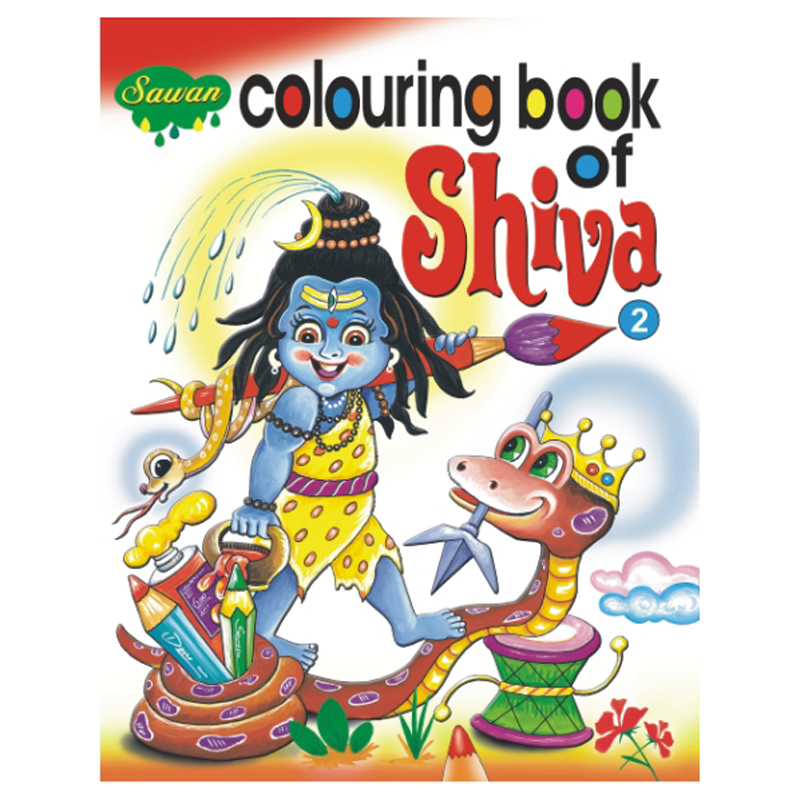 buy colouring book of shiva 2 from kindercart com best